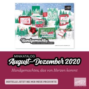 Minikatalog August-Dezember 2020